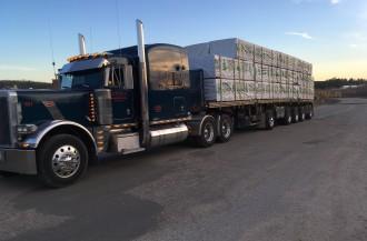 Load of Lumber